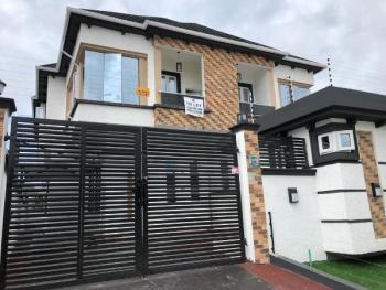 Brand New 4 Bedroom Semi Detached Duplex with a Room Bq, Chevy View Estate, Lekki, Lagos, Semi-detached Duplex for Rent