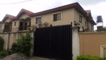 a Beautifully Built 4 Flats on a Corner Piece Land, New Oko-oba, Agege, Lagos, Block of Flats for Sale