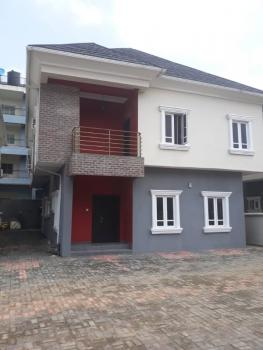 Neatly Built 4 Bedroom Semi Detached Duplex with a Bq, Ikate Elegushi, Lekki, Lagos, Semi-detached Duplex for Rent