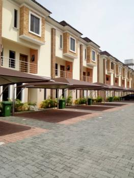 Luxury 3 Bedroom Terrace Apartment with Swimming Pool, Agungi, Lekki, Lagos, Terraced Duplex for Rent