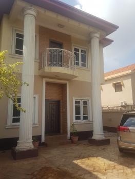 4 Bedroom Detached House + Bq, Off Ramat Cresent Ogudu Gra, Kosofe, Lagos, Detached Duplex for Rent