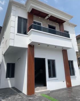 Luxury 4 Bedroom Semi Detached + Bq, Freedom Way Road, Lekki Phase 1, Lekki, Lagos, Semi-detached Duplex for Sale
