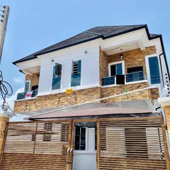 Tastefully Finished Brand New 4 Bedroom Semi Detached Duplex, Orchid Hotel Road, Lafiaji, Lekki, Lagos, Semi-detached Duplex for Sale