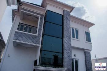5 Bedroom Duplex All En-suit, with Visitors Toilet, Swimming Pool, Etc, Loma Linda Estate, Independence Layout, Enugu, Enugu, Detached Duplex for Sale