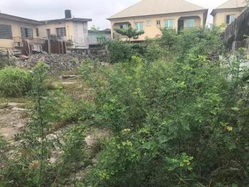a Plot of Land Measuring About 530 Square Meters, Fred Anyiam Street, Adelabu, Surulere, Lagos, Land for Sale