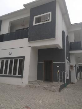 Newly Built 4 Bedrooms Semi-detached Duplex with Bq, Agungi, Lekki, Lagos, Semi-detached Duplex for Sale
