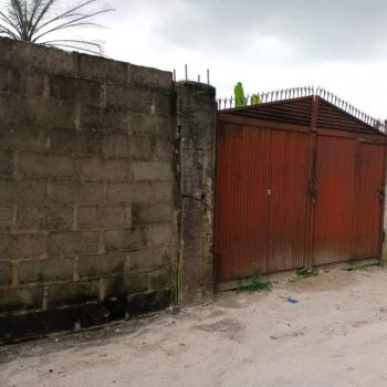 Genuine 1 Plots of Land with Federal Light., Nvigwe, Woji, Port Harcourt, Rivers, Residential Land for Sale