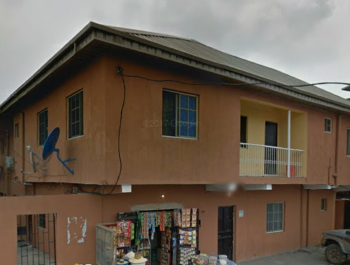 1 No 3 Bedroom Flat, 7 Nos Mini Flats, Room Self Contained, Orile-iganmu, Iganmu, Lagos, Block of Flats for Sale