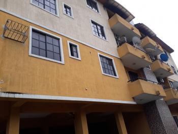 Nicely Built and Spacious 3 Bedroom Apartment, Abeokuta Str., Adekunle, Yaba, Lagos, Flat for Rent