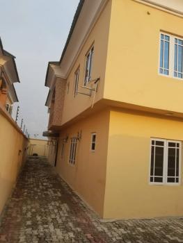 4 Bedroom Semi Detached Duplex with Bq, Ilaje, Ajah, Lagos, Semi-detached Duplex for Rent