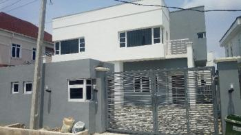 Brand New and Exquisitely Built Property Tastefully Finished with Bq, Agungi, Lekki, Lagos, Semi-detached Duplex for Sale