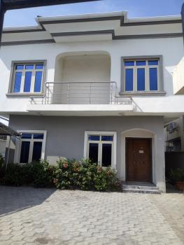 Standard 4 Bedroom with 2 Room Bq, Atlantic View Estate Off New Road, Igbo Efon, Lekki, Lagos, Detached Duplex for Rent