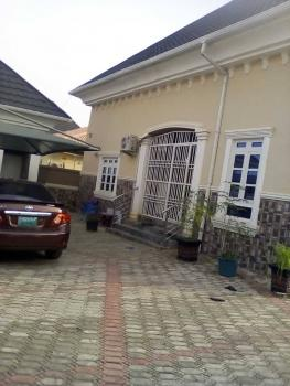 Beautiful 3 Bedroom Bungalow with 2rooms Bq, Mbora, Abuja, Detached Bungalow for Sale