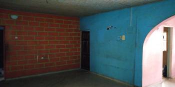 4 Bedroom Flat on The First Floor, 2rooms Ensuite and Big Sitting Located Directly on Tarred Road, Taiwo Street, Ajala Bus Stop, Ijaiye, Lagos, Flat for Rent