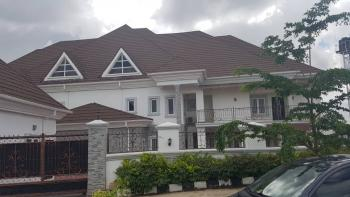 Topnotch 5 Bedrooms Fully Detached Duplex with Bq and Swimming Pool, Off Edwin Clark Street, Guzape District, Abuja, Detached Duplex for Sale