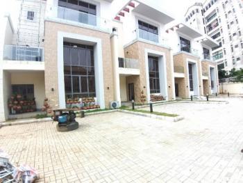 Luxury 4 Bedroom Terrace Duplex, Osborne, Ikoyi, Lagos, Terraced Duplex for Rent