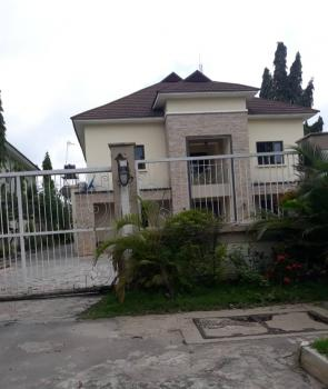 Neat 5 Bedroom Duplex with 2 Rooms Bq, Yedseram Crescent, Maitama District, Abuja, Detached Duplex for Sale