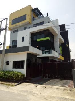 a Newly Built 5 Bedroom Terraced Flat with One Room Bq in a Serene Neighborhood, Old Ikoyi, Ikoyi, Lagos, Flat for Sale