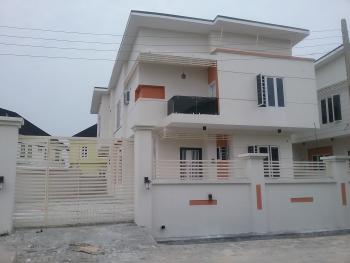 Nicely Finished 5 Bedroom Fully Detached Duplex with a Room Bq, Thomas Estate, Ajah, Lagos, Detached Duplex for Sale