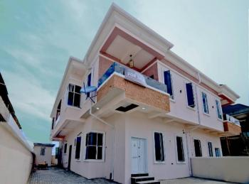 4 Bedroom Semi Detached  Building Parks 4 Cars, Lagoon View , Alternative Route,, Lekki Phase 1, Lekki, Lagos, House for Sale