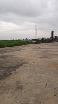 Strategically Located Waterfront Land Measuring 10,700sqm, Maroko Foreshore, Lekki Phase 1, Lekki, Lagos, Mixed-use Land for Sale