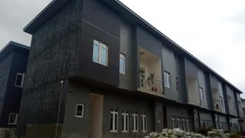 Luxury 3 Bedroom Duplex with Bq, Ado Road Behind Eco Bank, Ado, Ajah, Lagos, Terraced Duplex for Sale