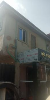a Newly Renovated Room Self Contained, Fola Agoro, Yaba, Lagos, Self Contained (single Rooms) for Rent