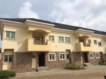 Luxury 4 Bedroom Duplex, Durumi, Abuja, Semi-detached Duplex for Sale