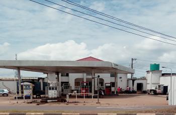 Filling Station, By Artisan Market, Ogui Road, Enugu, Enugu, Filling Station for Sale