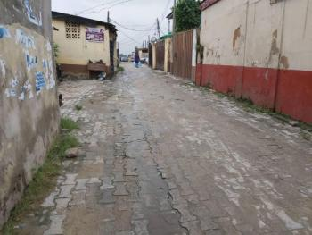 2 Bedroom Bungalow + 2bedroom Bq, Western Avenue, Barracks, Surulere, Lagos, Terraced Bungalow for Sale