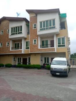 Luxury 4 Bedroom Terraced Duplex with Bq, Behind Whitesand School, Lekki Phase 1, Lekki, Lagos, Terraced Duplex for Sale