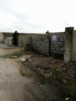 Fenced Plot of Land with Global C of O, Cmb Road Behind Sangotedo Shop Rite Ajah, Sangotedo, Ajah, Lagos, Residential Land for Sale