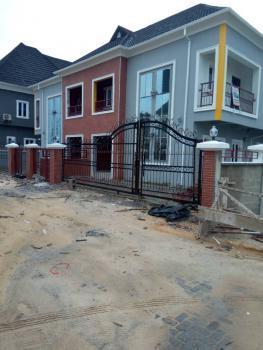 Newly Built 4 Bedroom Semi Detached Duplex, Olokonla, Ajah, Lagos, Semi-detached Duplex for Sale