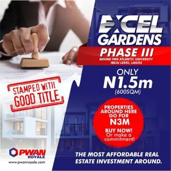 Estate Land, Eleranigbe, Ibeju Lekki, Lagos, Residential Land for Sale