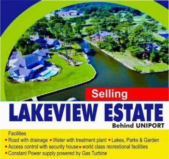 Lakeview Estate, Behind Uniport, Port Harcourt, Rivers, Land for Sale