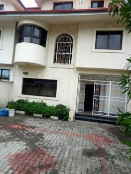 4 Bedrooms Terrace, Phase 1, Osborne, Ikoyi, Lagos, Terraced Duplex for Rent
