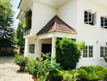 Serviced and Tastefully Finished 3bedroom Flat with a Room Servant Quarters, Aso Drive, Maitama District, Abuja, Flat for Rent