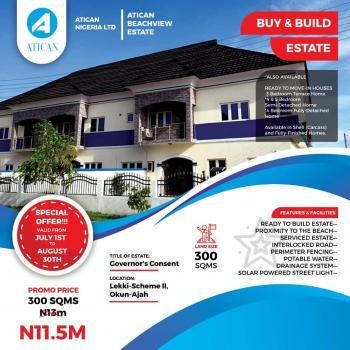 Atican Beachview Estate, Abraham Adesanya Estate, Ajah, Lagos, Residential Land for Sale