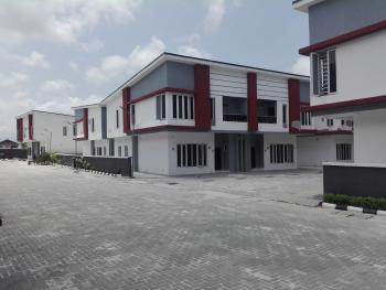 Brand New 4 Bedroom Terrace Duplex in a Brand New Estate, Ruxbury Estate, Ikota, Lekki, Lagos, Terraced Duplex for Sale