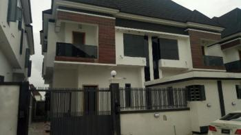 Brand New and Exquisitely Built Property Tastefully Finished with Bq, Chevy View Estate, Lekki, Lagos, Semi-detached Duplex for Sale