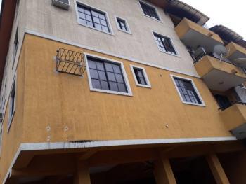 Nicely Built and Spacious 3 Bedroom, Abeokuta Street, Akoka, Yaba, Lagos, Flat for Rent