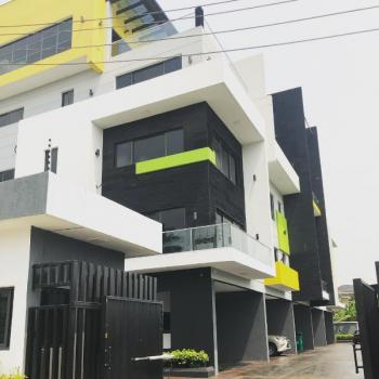 5 Units of 5 Bedroom En Suite Luxury Terrace Houses Each with Private Lift, Off Queens Drive, Old Ikoyi, Ikoyi, Lagos, Terraced Duplex for Sale