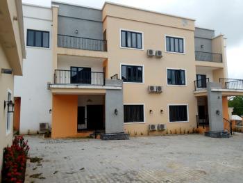 5 Bedrooms Twin Duplex with 2 Rooms Servant Quarters, Off Ibb Buleavard, Maitama District, Abuja, Semi-detached Duplex for Rent
