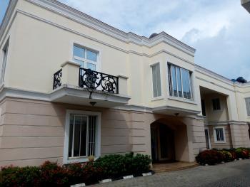 4 Bedrooms Semi-detached Duplex with a Servant Quarter, Off Ibb Buleavard, Maitama District, Abuja, Semi-detached Duplex for Rent