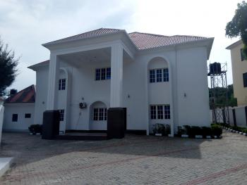 5 Bedrooms Detached Duplex with 2 Rooms Guests Chalets and 2 Rooms Bq, Off Ibb Buleavard, Maitama District, Abuja, Detached Duplex for Rent