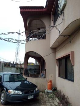 2  Nos of 2 Bedroom Flat + 3 Bedroom Duplex + 2 Mini Flats, 5th Avenue, Gowon Estate, Egbeda, Alimosho, Lagos, Block of Flats for Sale