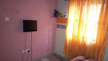 Furnished Shared Apartment, Hopeville Estate, Sangotedo, Ajah, Lagos, Self Contained (single Rooms) for Rent