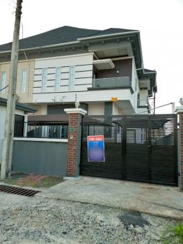 Luxury 4 Bedroom Semi Detached with a Bq, Road 16, The Cluster One Estate, Ikota Villa Estate, Lekki, Lagos, Semi-detached Duplex for Sale