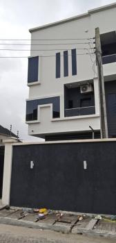 Newly Built 4 Bedroom Terrace, Osapa, Lekki, Lagos, Terraced Duplex for Rent