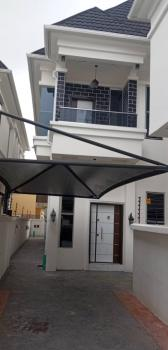Newly Built 4 Bedroom Semi Detached Duplex   with a Room Bq., Osapa, Lekki, Lagos, Semi-detached Duplex for Sale